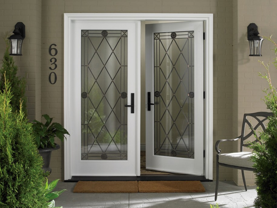 Chic-beautiful-entry-doors-with-2-entry-door-ideas-and-nice-door-handle-915x687