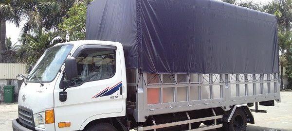 dịc vụ đóng thùng xe tải